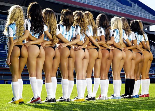 Porno sexe football